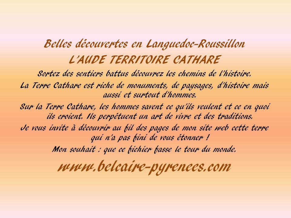 www.belcaire-pyrenees.com Panorama du Foirail de Belcaire Panorama sur la capitale du Pays de Sault