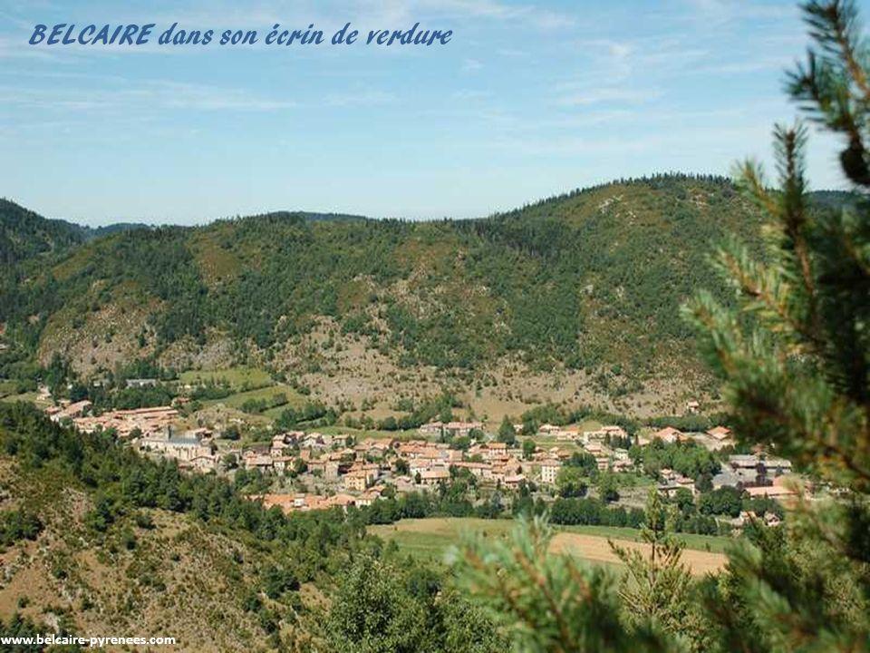 BELCAIRE capitale du pays de Sault www.belcaire-pyrenees.com