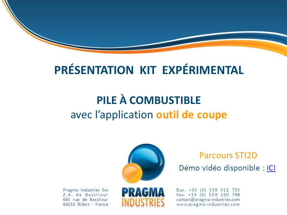 Objectifs de formationCompétences attenduesSolution Kit pédagogique Pragma Industries O4 Décoder lorganisation fonctionnelle, structurelle et logicielle dun système.