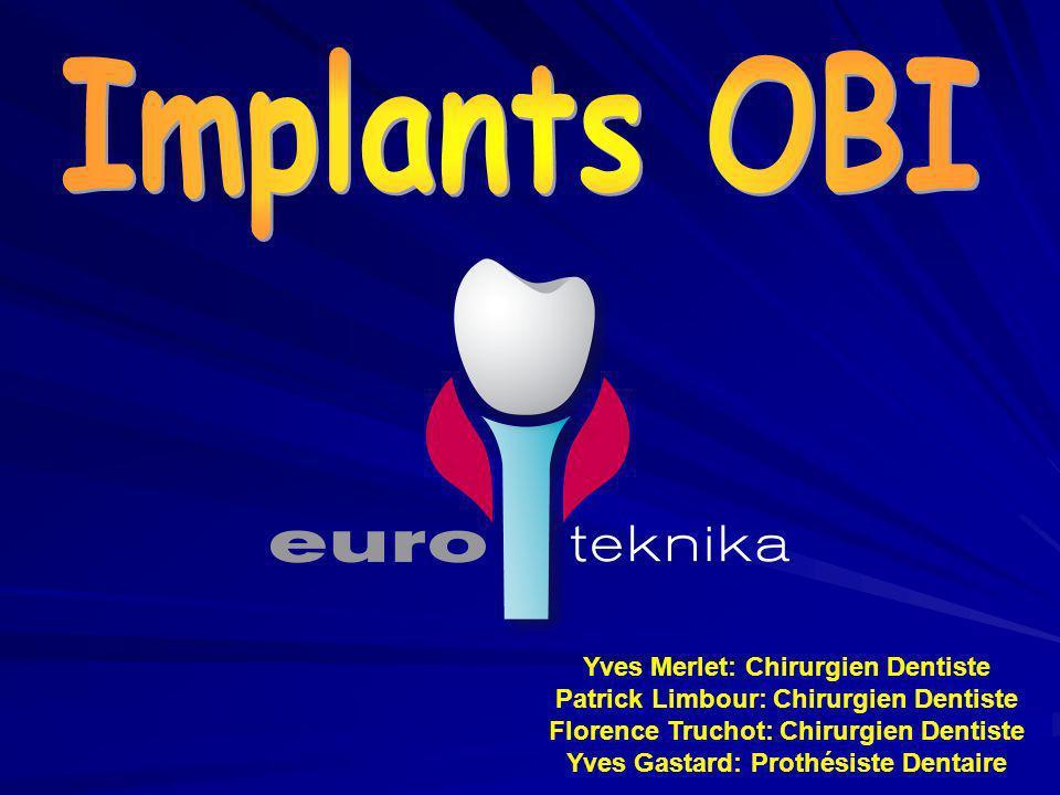 4 mini-implants posés: 35 minutes…