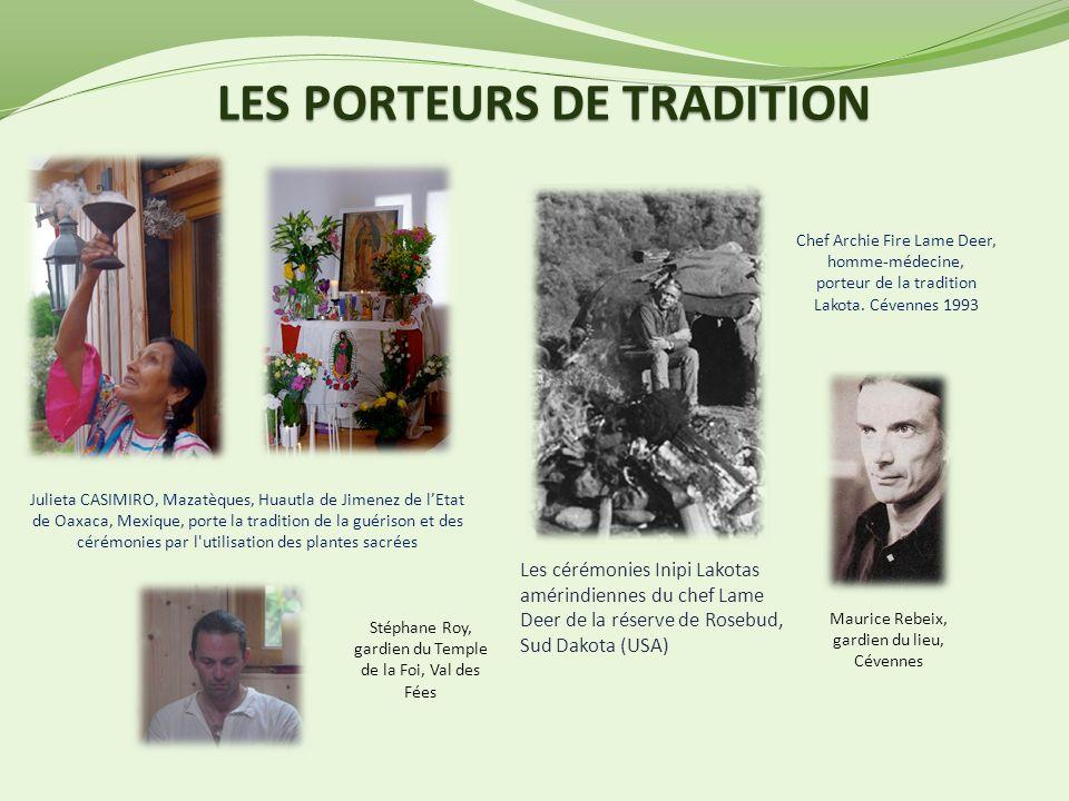 LE RETOUR DE NOS GUERISSEURS JEAN ROCHE Festival des Cultures du Monde de Gannat (Auvergne) http://www.cultures-traditions.org http://www.le-monde-du-guerisseur.com Le secret des guérisseurs Rencontre avec Jean Roche, vidéo Les nouveaux guérisseurs, vidéo Les nouveaux guérisseurs, au- delà du secret, vidéo Les guérisseurs de nos régions : un phénomène populaire, documentaire, INA 1977