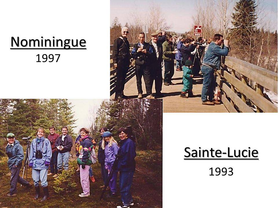 Huberdeau Huberdeau Gray Valley 2008Brébeuf Pont Prudhomme 2010