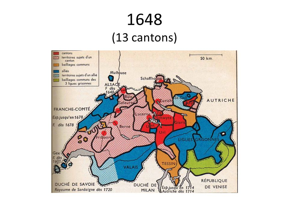1648 (13 cantons)