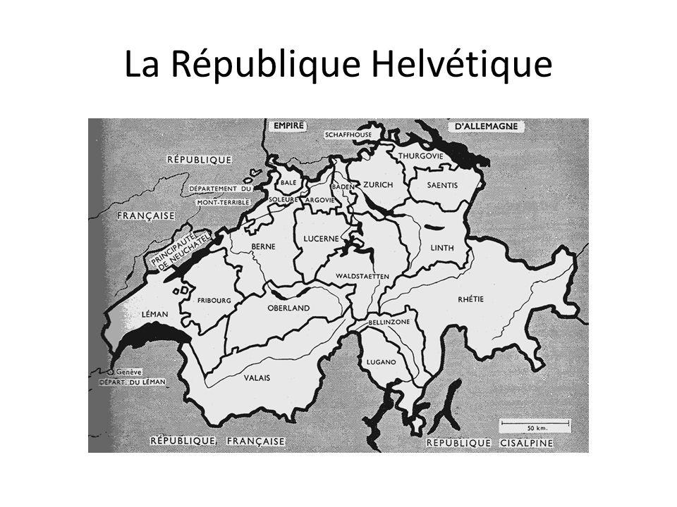 La République Helvétique