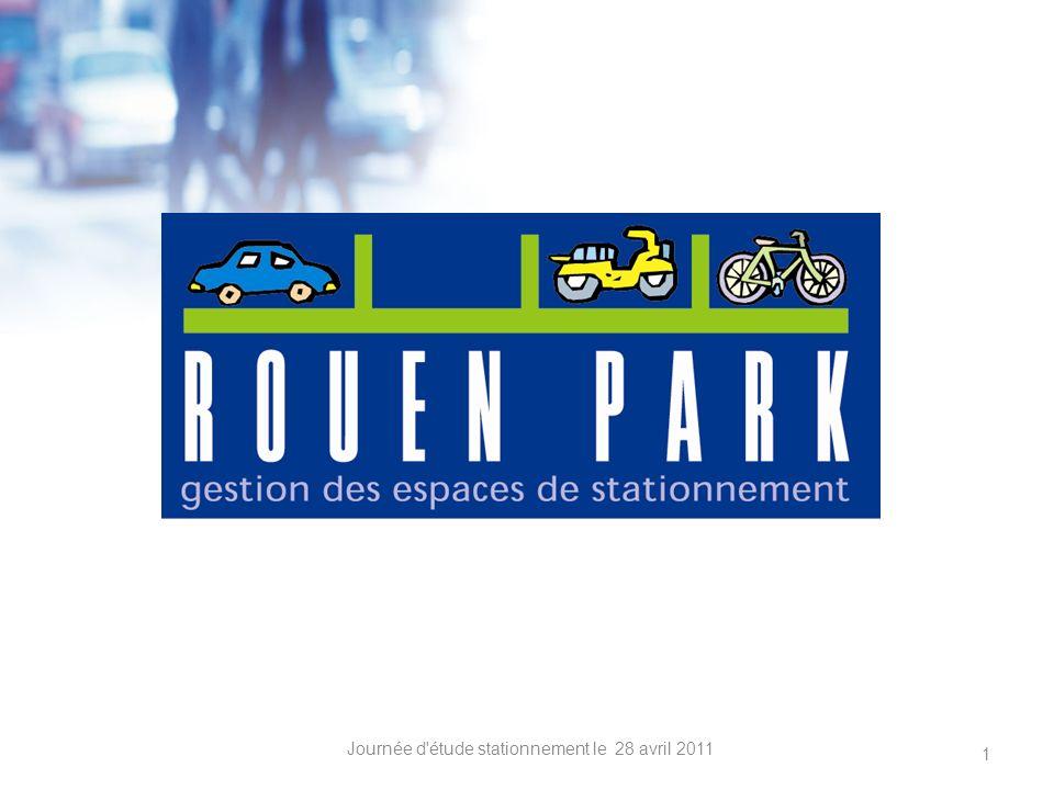 Journée d étude stationnement le 28 avril 2011 1