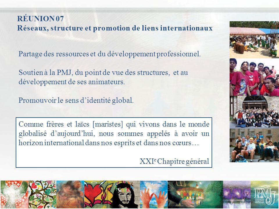 Partage des ressources et du développement professionnel. Soutien à la PMJ, du point de vue des structures, et au développement de ses animateurs. Pro