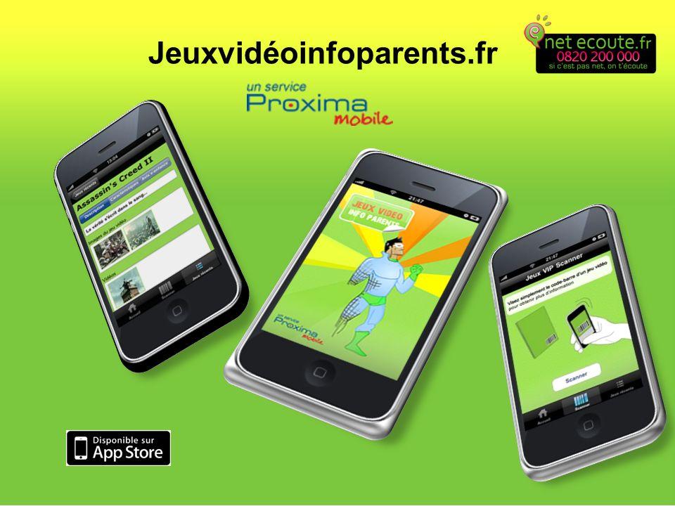 Jeuxvidéoinfoparents.fr