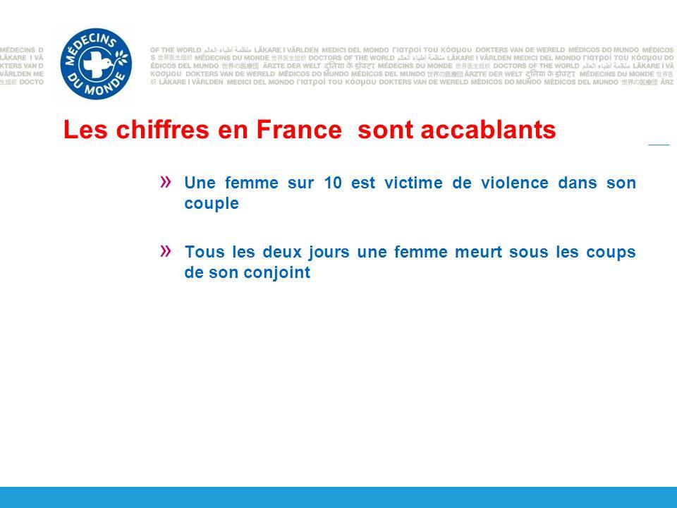 7 Les chiffres du ministère de la santé : 1 fille/8 et 1 garçon/10 ont subi des agressions sexuelles avant 18 ans, âge moyen de survenue 9-12 ans, 70% à 80% par des proches En France l enquête ENVEFF en 2000 a estimé qu au moins 10 % des femmes de 20 à 59 ans ont subi des violences conjugales (chiffre qui englobent à la fois les violences physiques, les violences sexuelles et les violences psychologiques et verbale) dans l année qui précède, - Une femme sur 10 a été violée ou le sera au cours de sa vie.