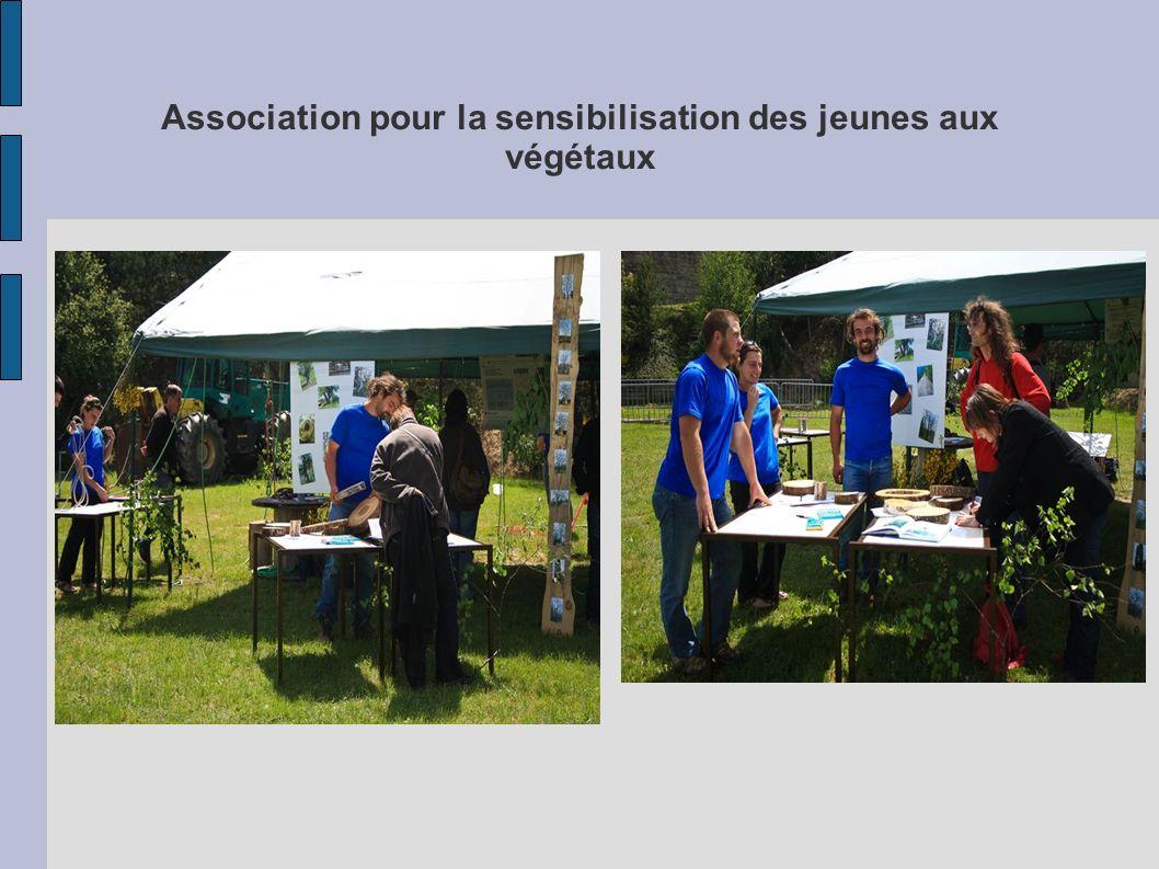 Association pour la sensibilisation des jeunes aux végétaux