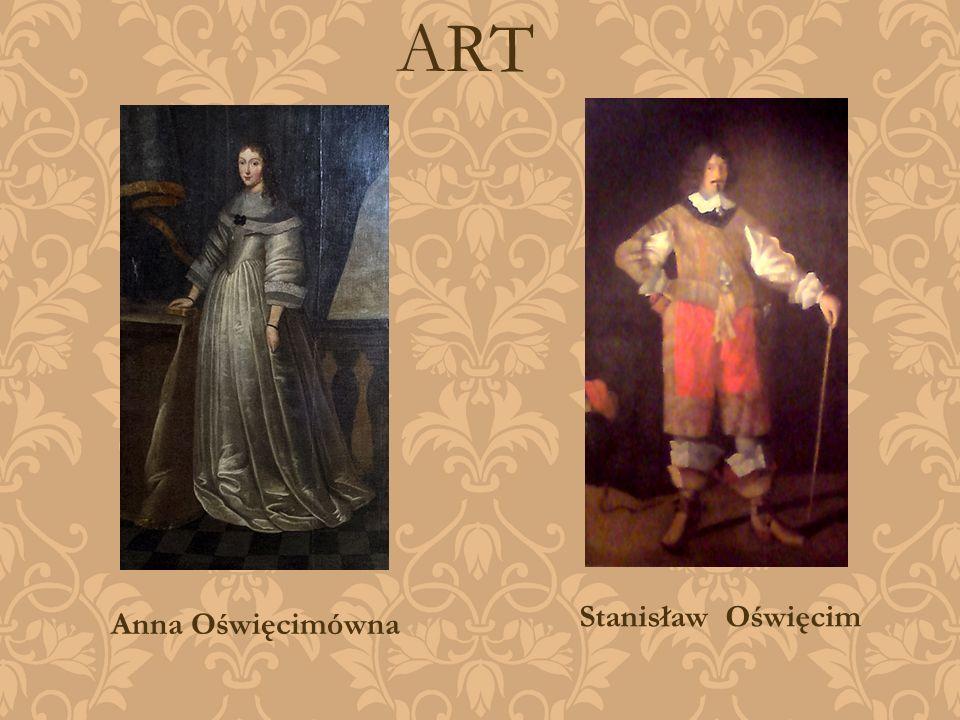 ART Anna Oświęcimówna Stanisław Oświęcim