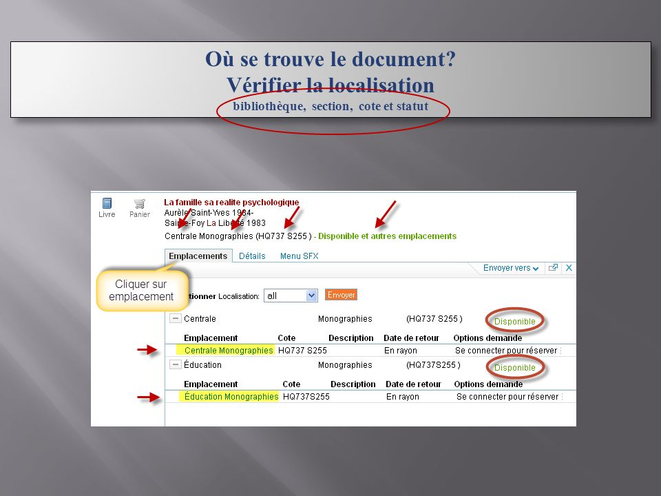 Où se trouve le document.