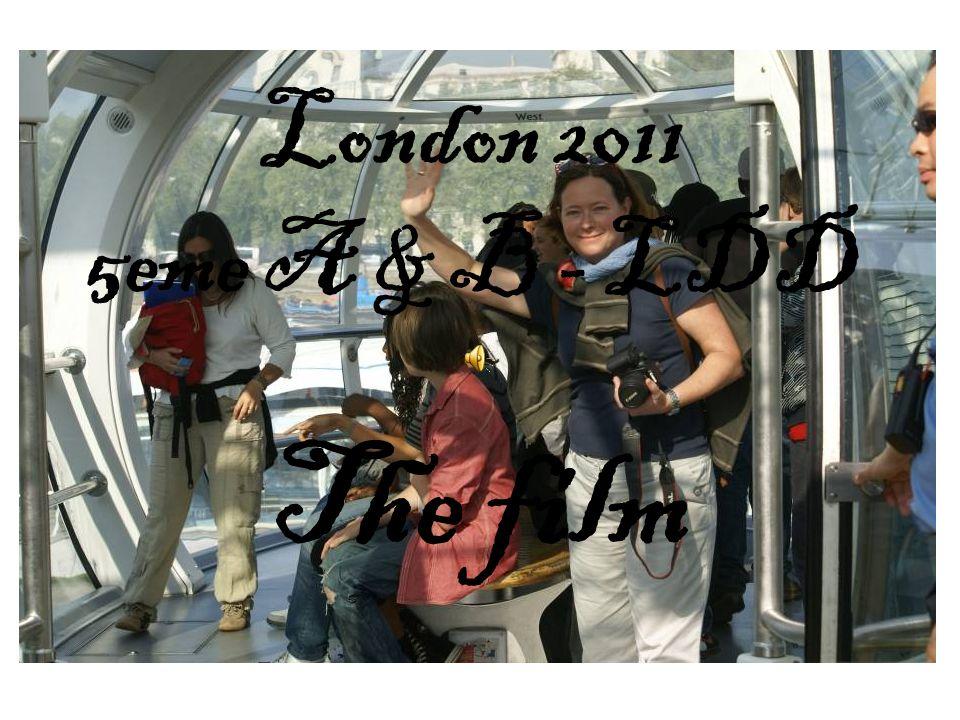 London Eye…