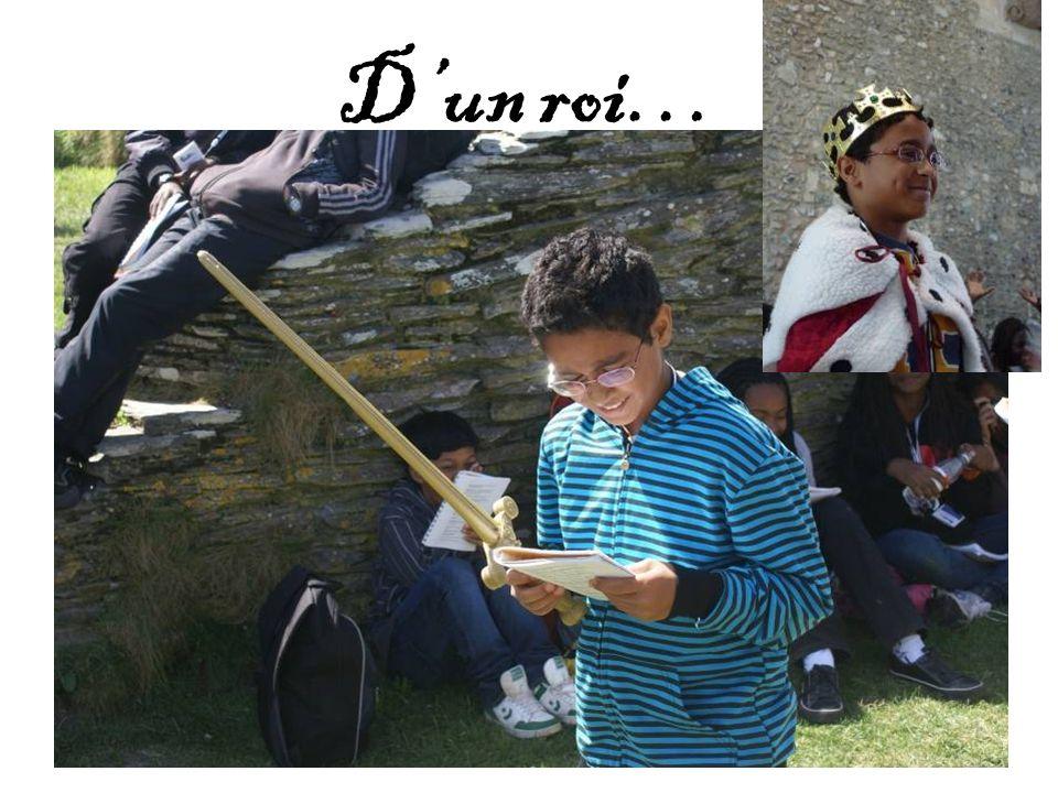 Dun roi…