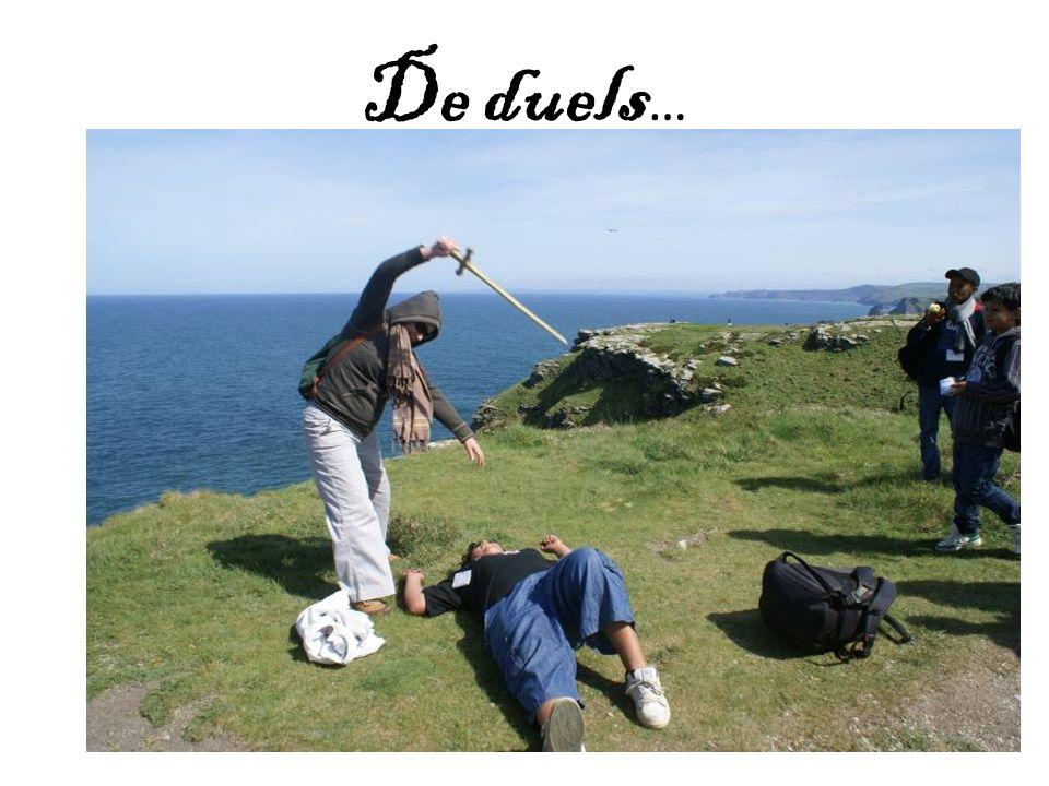 De duels …