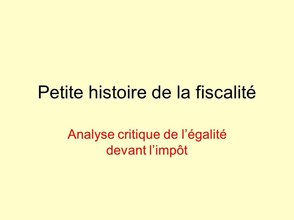 - Formation FEC 2010-2 1789 : un héritage de la Révolution française Refus du Tiers-État de supporter seul, le poids de limpôt.