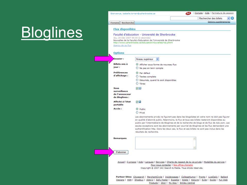 44 Bloglines