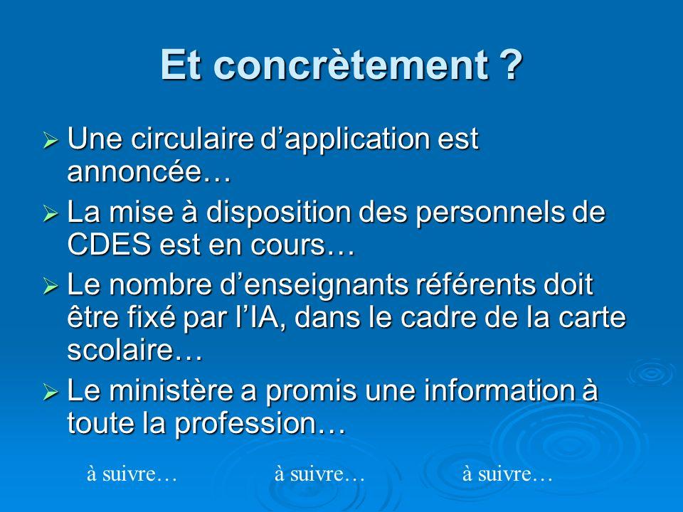 Schéma délaboration du PPS Élève ou sa famille Formule un projet de formation Équipe pluridisciplinaire Commission des Droits et de lAutonomie (CDA) M