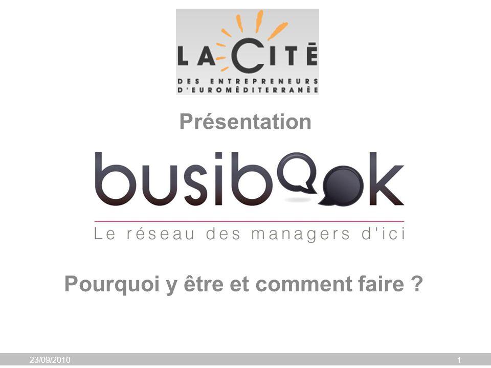 Bienvenue La vocation de busibook Les fonctions de busibook Visite du site / Comment valoriser son entreprise sur busibook.