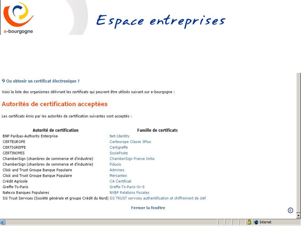 test@e-bourgogne.fr Suite à lenregistrement de votre compte personnel, il est recommandé de saisir vos préférences, afin dêtre informé des marchés qui peuvent vous intéresser.