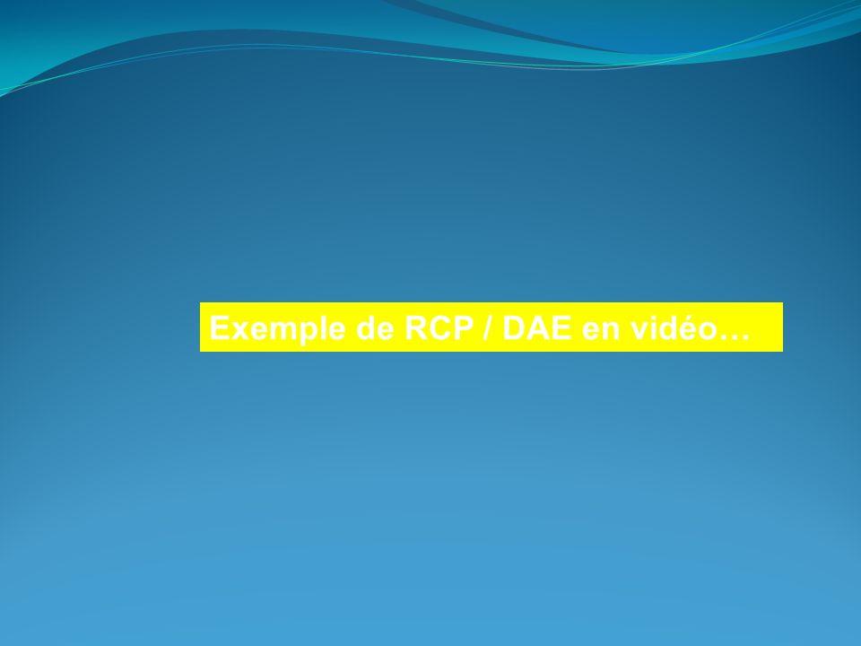 RCP si le sauveteur est seul…? = sans témoin, ni téléphone