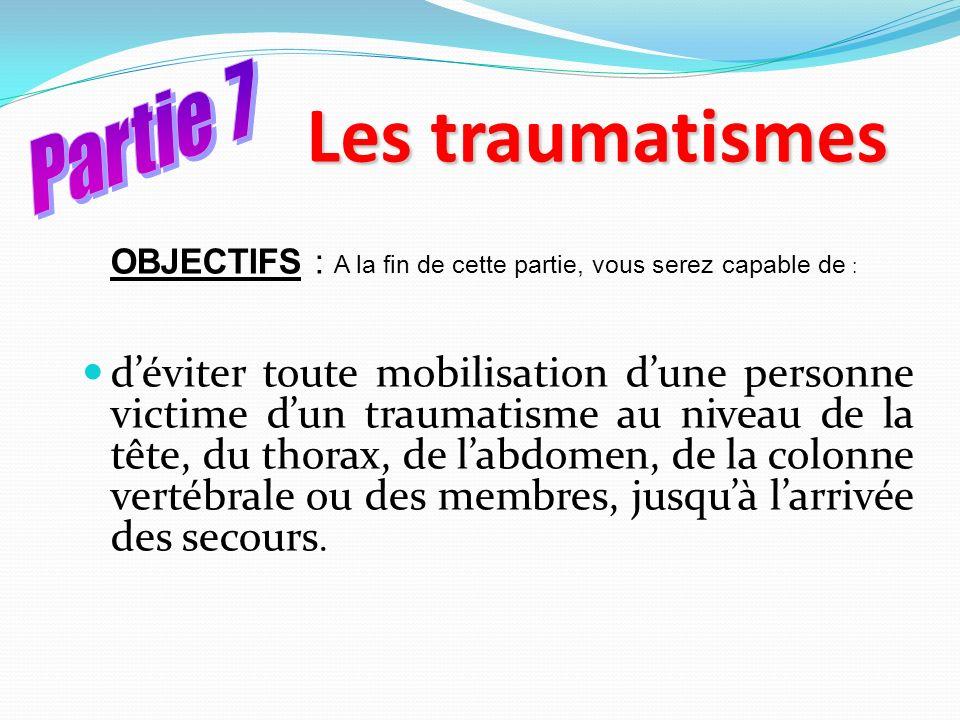 Partie 1 Alerte et protection des populations Partie 2Protection de la victime / du sauveteur Partie 3 Alerter les services durgence Partie 4 Obstruct