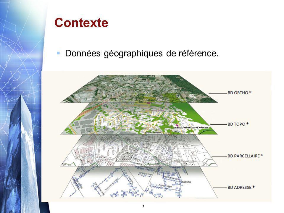 Contexte Linking Open Data cloud diagram, by Richard Cyganiak and Anja Jentzsch.
