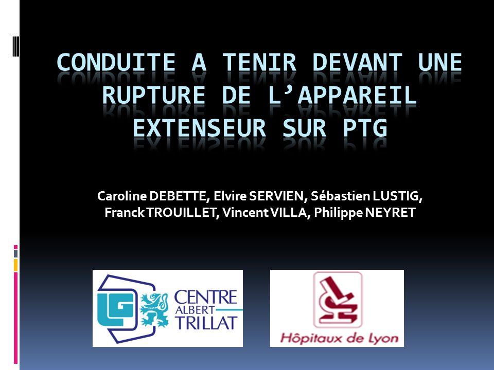 Caroline DEBETTE, Elvire SERVIEN, Sébastien LUSTIG, Franck TROUILLET, Vincent VILLA, Philippe NEYRET