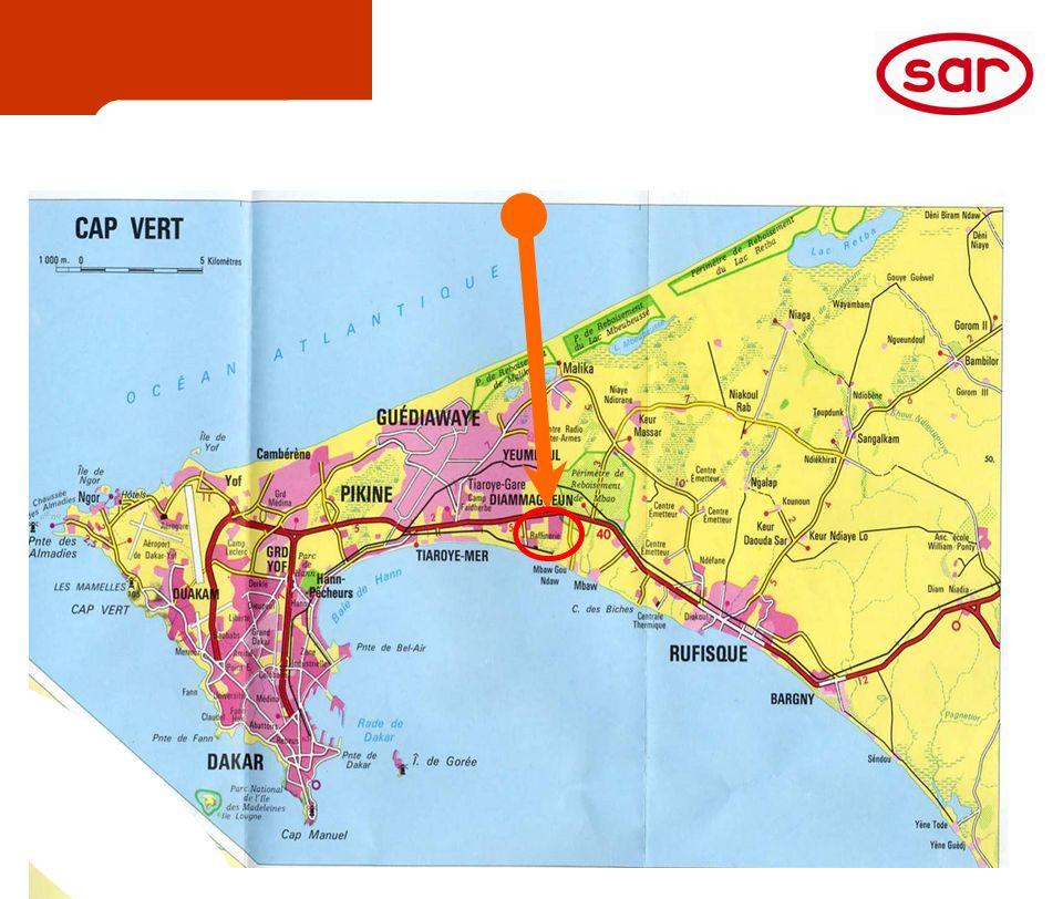 S A RAlger 2 / 5 avril 2006 10 Société Africaine de Raffinage (SAR) Date de création : Avril 1961 Superficie totale : 70 hectares Structure actionnariat : Etat : 10 % Majors : 90 % Espace UEMOA : Industrie du Raffinage