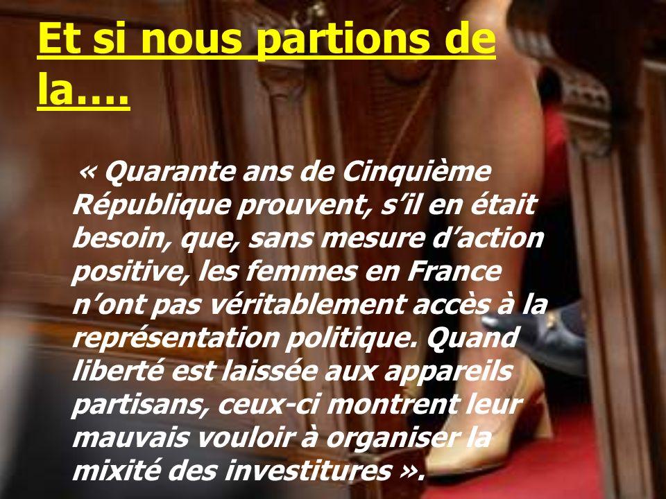 B : un véritable enjeu politique 1) UMP : Fillon veut frapper les partis au portefeuille Hostile au scrutin proportionnel mais….
