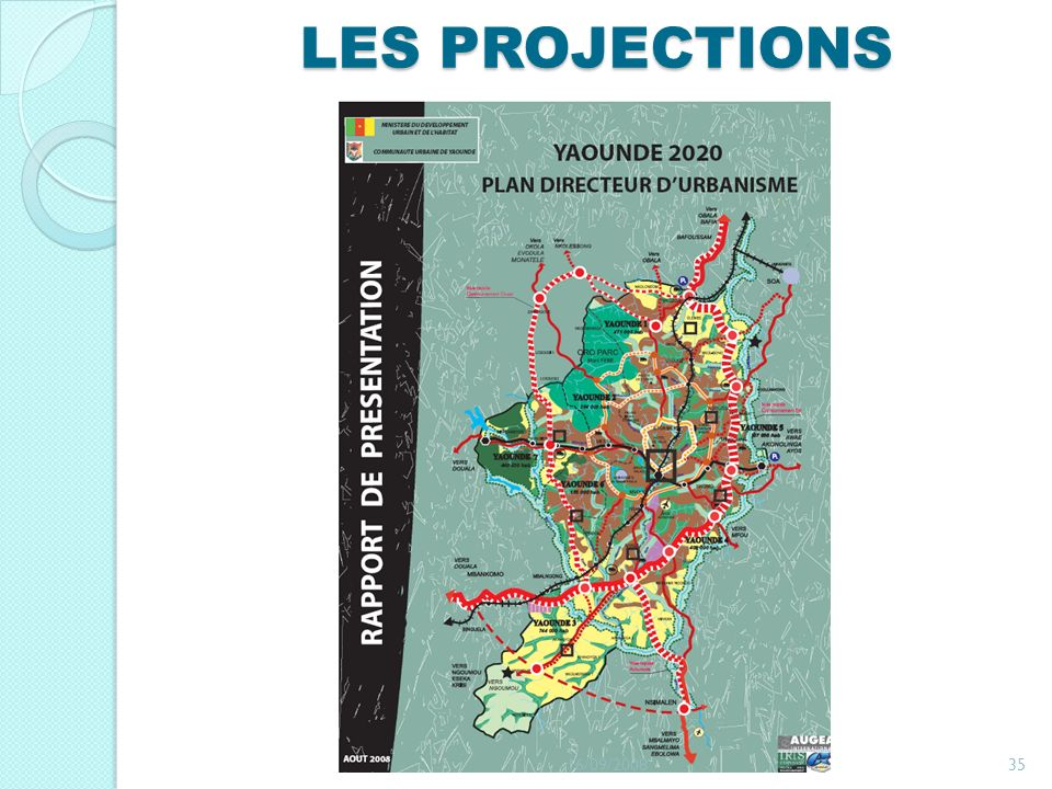 LES PROJECTIONS Les projections 16/09/200835