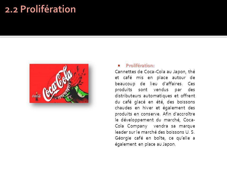 Prolifération: Prolifération: Cannettes de Coca-Cola au Japon, thé et café mis en place autour de beaucoup de lieu d'affaires. Ces produits sont vendu