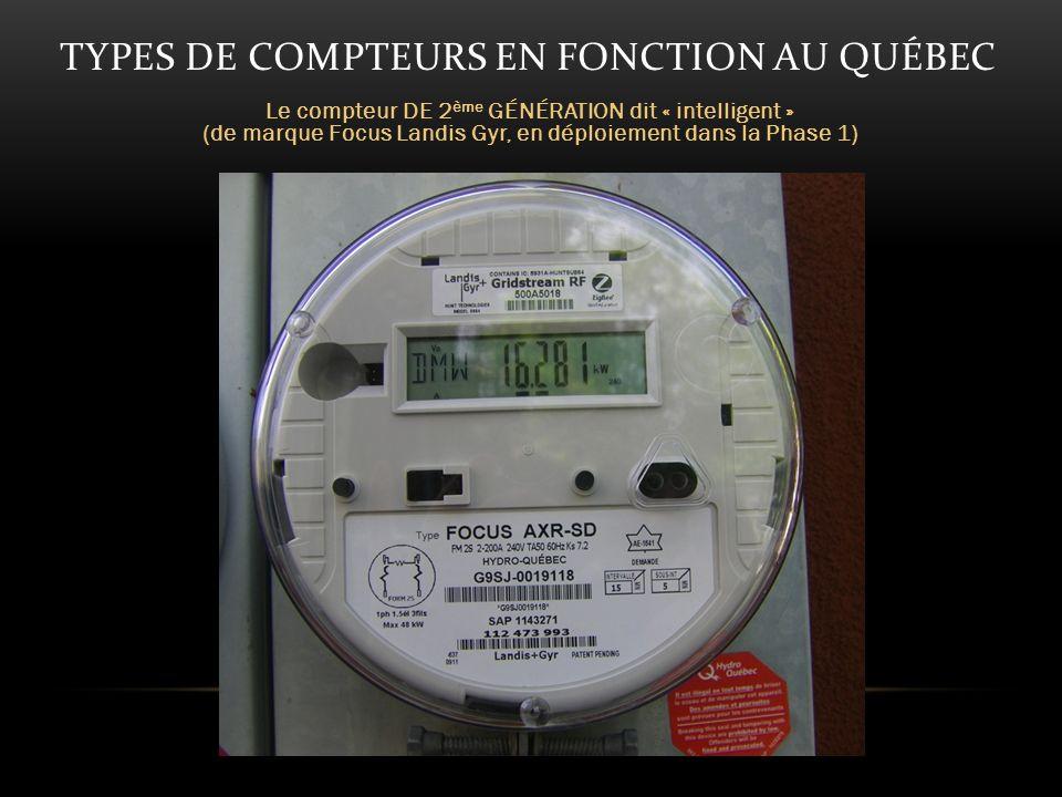 LES ONDES ÉMISES Elles ne circulent pas gentiment en lignes droites comme dans la vidéo promotionnelle dHydro-Québec.