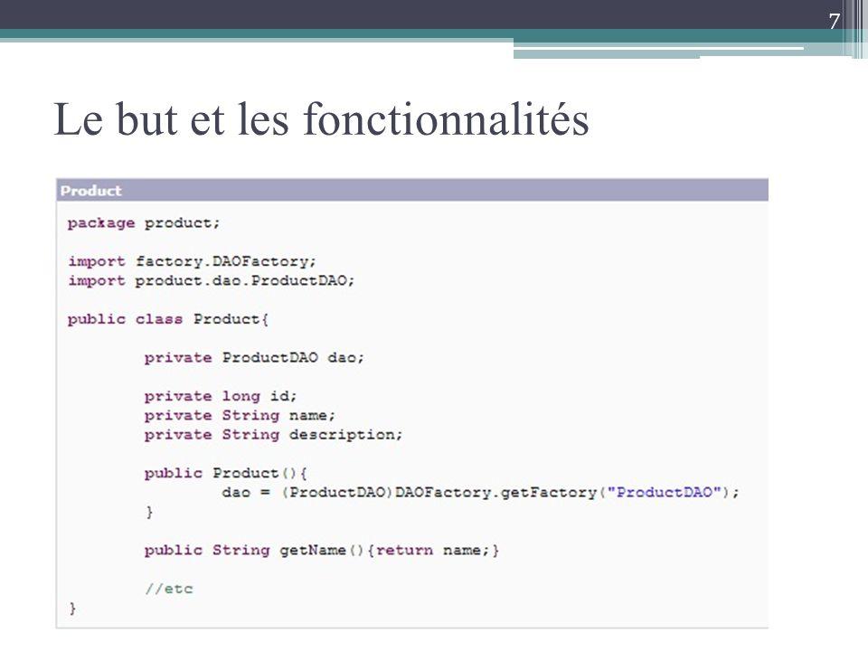 Exemple de Spring sur Eclipse Les beans Springs sont configurés dans le fichier applicationContext.xml et à travers d annotations Java.