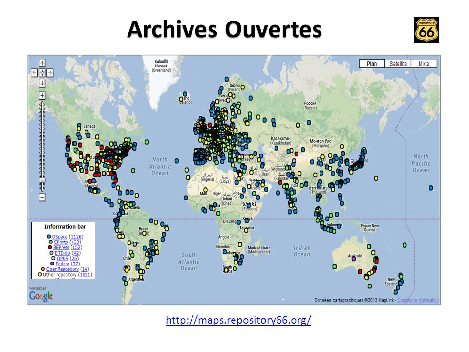 Archives Ouvertes http://maps.repository66.org/