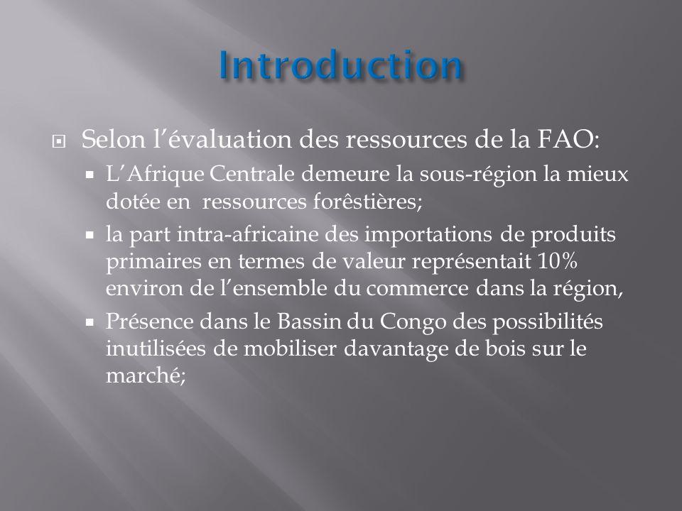 RCA Les principaux marchés africains sont le Soudan, le Sénégal et le Maroc.