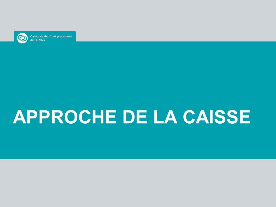 APPROCHE DE LA CAISSE