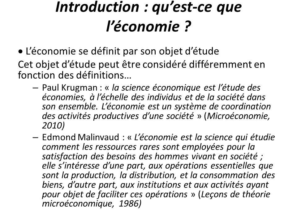 Léconomie est une démarche – Etienne Wasmer : « Léconomie est avant tout une méthodologie danalyse des faits sociaux et humains.