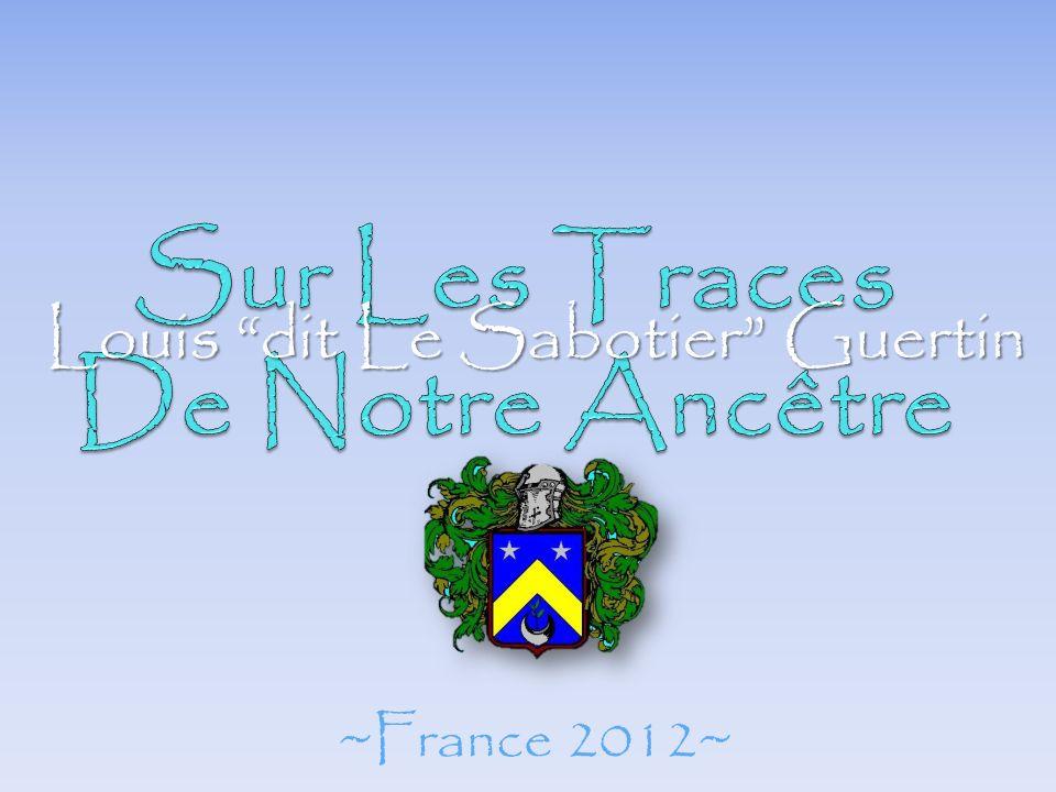 ~France 2012~ Louis dit Le Sabotier Guertin
