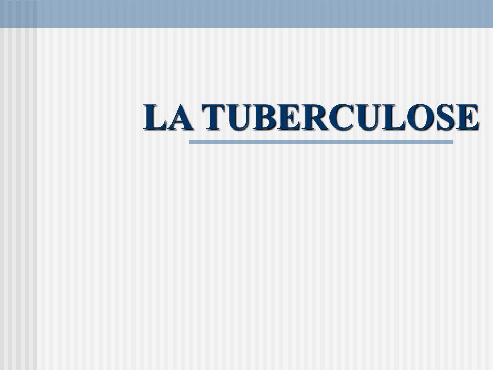 Diagnostic de la Tuberculose extra pulmonaire Le diagnostic des cas présumés Tableau clinique compatible: Signes généraux signes fonctionnels et physiques variables éventuellement une imagerie évocatrice ou des signes cytologiques d inflammation chronique, granulome sans nécrose Un test tuberculinique positif L élimination d autres étiologies possibles