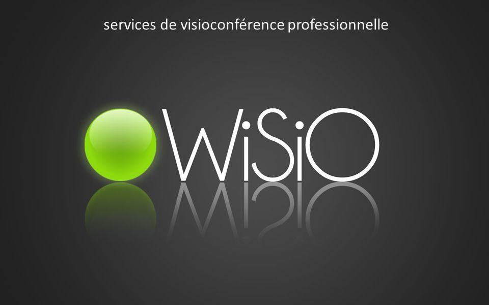services de visioconférence professionnelle