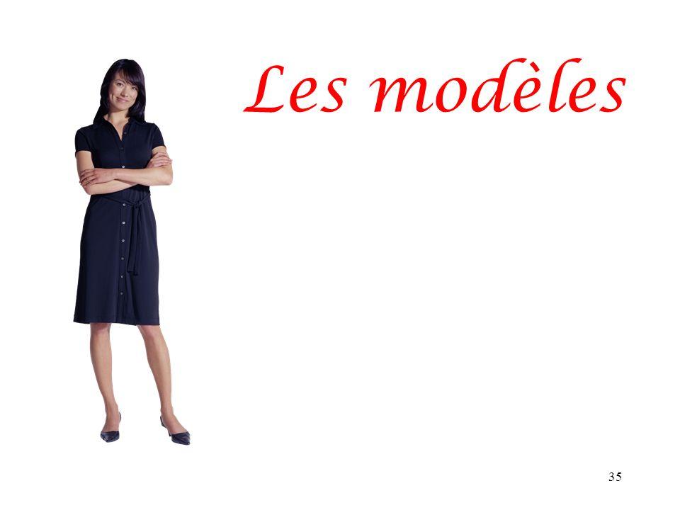 Les modèles 35