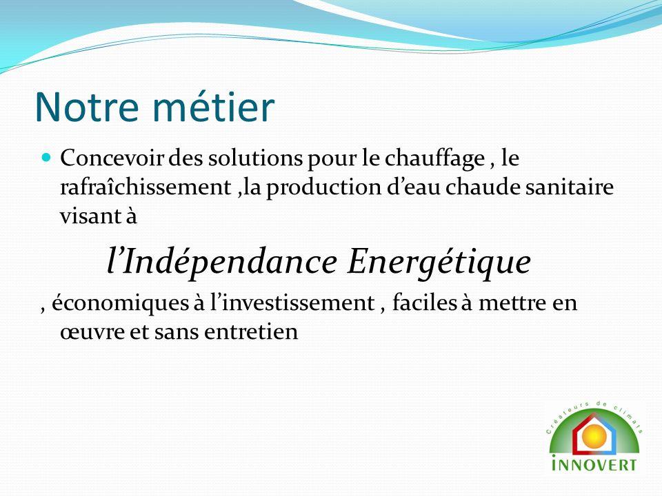 Notre métier en quelques chiffres Bâtiment à Angoulême de 1000 m² construit et rénové en lan 2000: 1 200 de chauffage annuel, rafraîchissement gratuit, soit 32 kWh EP/m²/an.