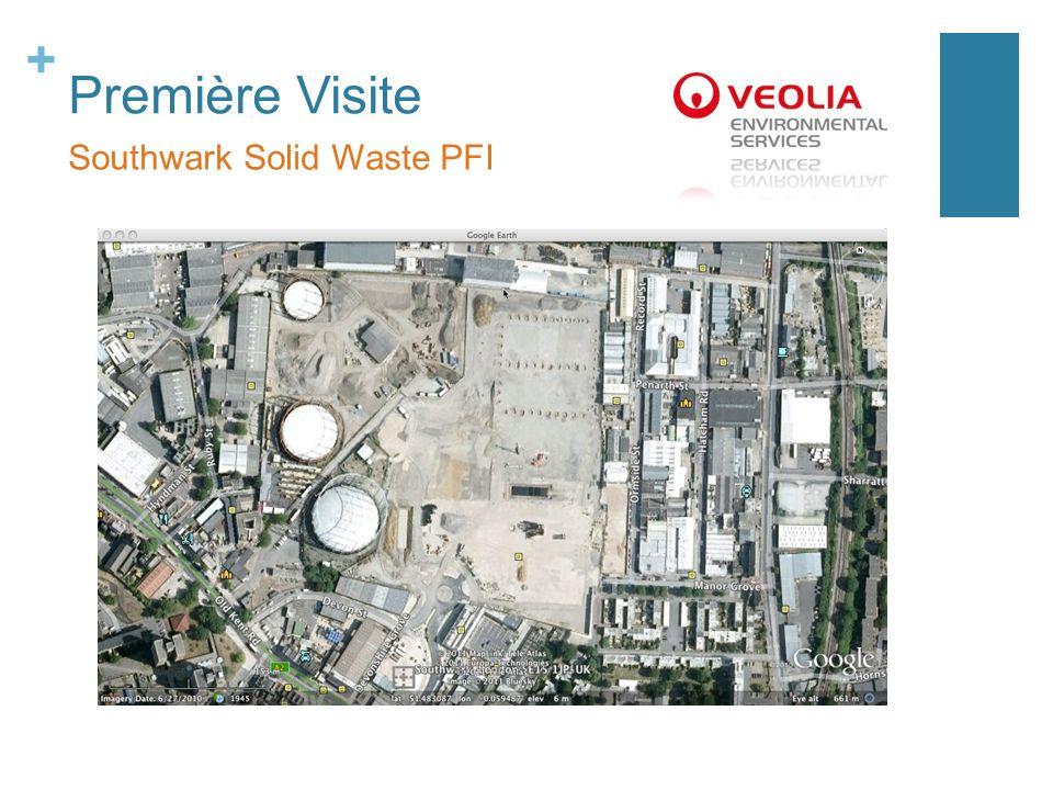 + Première Visite Southwark Solid Waste PFI
