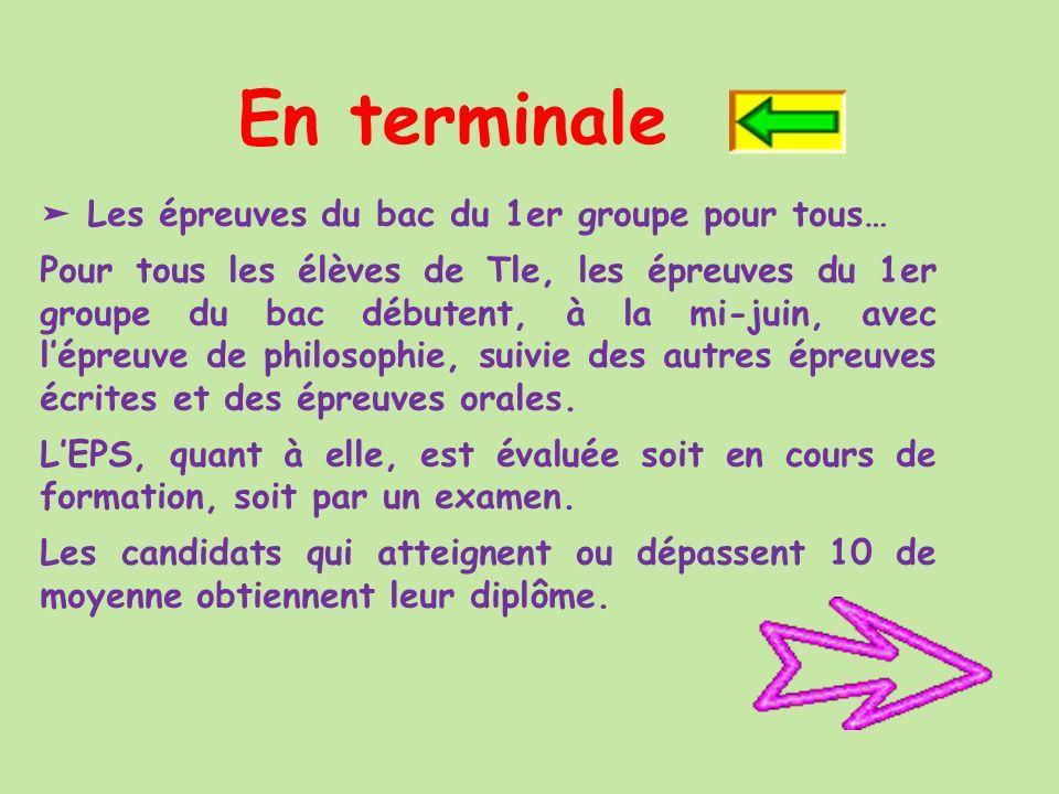 Une épreuve anticipée de français pour tous… Pour tous les lycéens, le bac commence en fin de 1re avec les épreuves écrites et orales de français... D