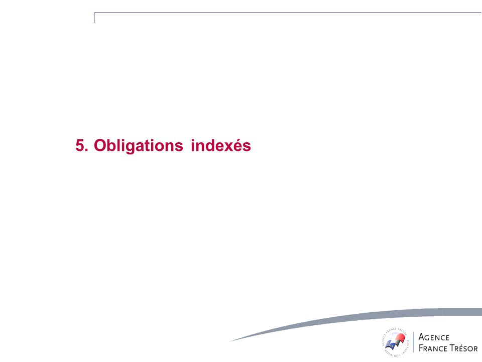 5. Obligations indexés