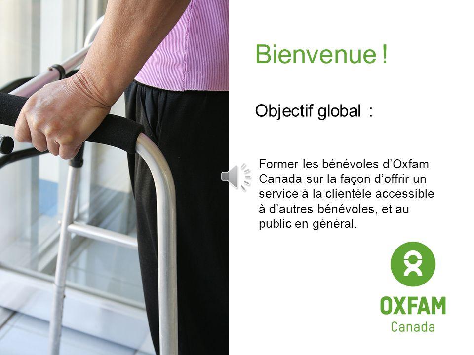 LACCESSIBILITÉ EN ONTARIO : Norme pour les services à la clientèle