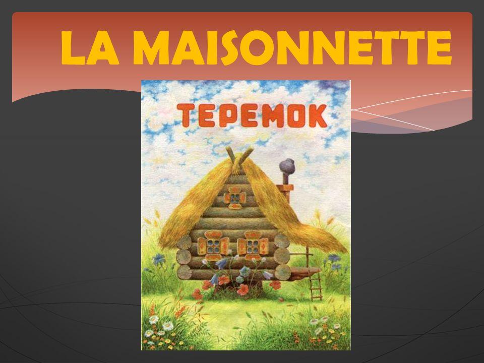 LA MAISONNETTE