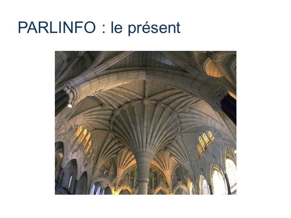Information sur les institutions, les gens et les événements qui ont façonné le Parlement depuis 1867.