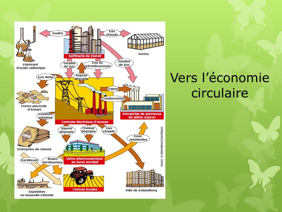Vers léconomie circulaire