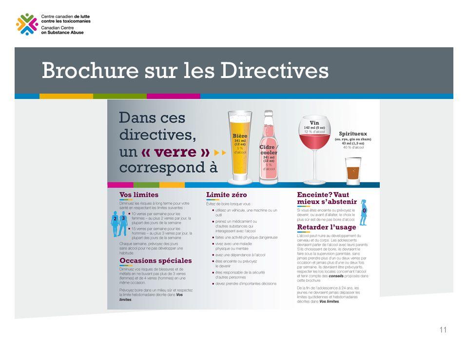Brochure sur les Directives 11